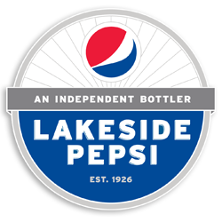 Lakeside Pepsi Logo